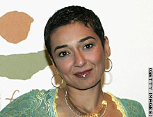 Zainab Salbi is the CEO and founder of an international organization for women