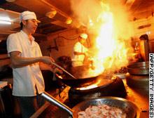 Chefs in Beijing