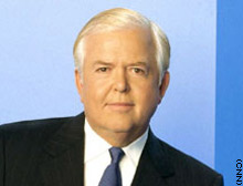 CNN anchor and editorialist, Lou Dobbs