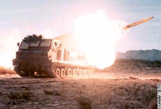 راجمة الصواريخ الامريكية الرهييبة M270 MLRS............ شامل 6.mlrs