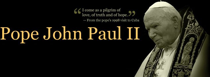 Quotes From Pope John Paul Ii: Special Reports From CNN.com