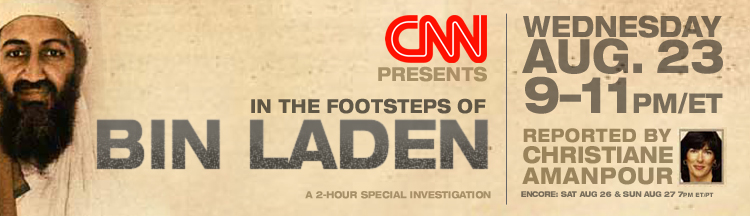 CNN beat the CIA to Osama-bin-Laden