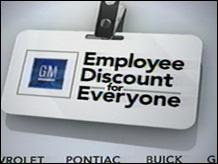 report gm ending popular employee pricing offer aug 1 jul 27 2005. Black Bedroom Furniture Sets. Home Design Ideas