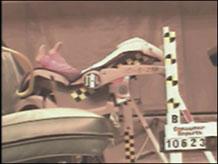 Unsafe child car seats?