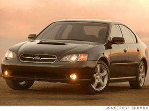 Subaru Legacy