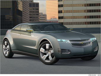 Volt: GM charges toward an electric future
