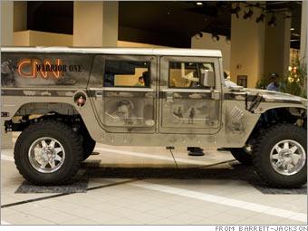 Hummer H1 custom