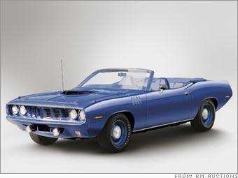 1971 Hemi 'Cuda convertible