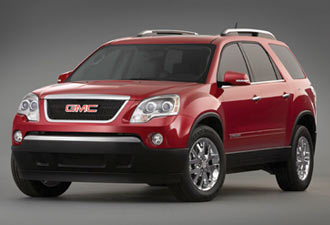 2007 GMC Acadia