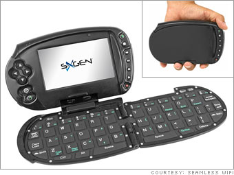 S-XGen Ultra Mobile Portable Computer