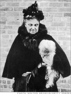 Hetty Green (1834-1916)