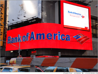 10. Bank of America