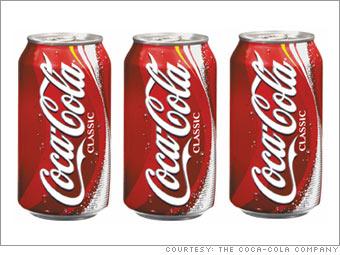 25. Coca-Cola