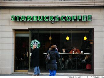 14. Starbucks