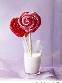 Hammond's Candies' Lollipops 