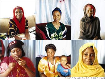 Somali Bantu Women's Cooperative