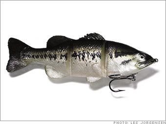 Platinum Series Baby Bass by Castaic