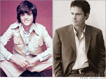 Donny Osmond, 49
