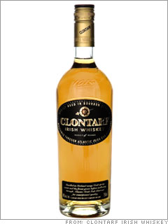 Clontarf Irish Whiskey, $23
