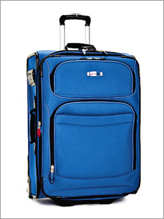 Helium Fusion Expandable Suiter Trolley, $110 (weight: 11 pounds)