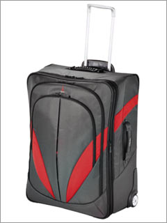 Travelpro TProXtreme Lite Expandable Rollaboard, $119 (weight: 10.6 pounds)
