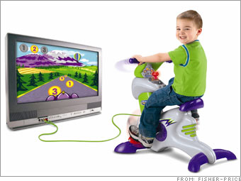 Smart Cycle for pre-schoolers