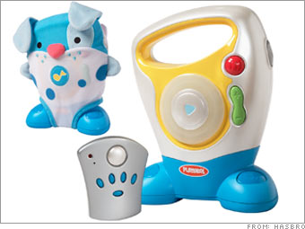 An MP3 player for babies?