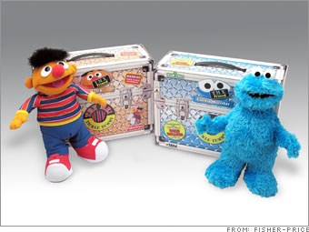 After T.M.X. Elmo, here come his friends