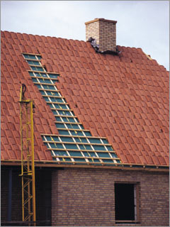 Roofing: 20 to 50 years